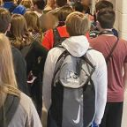 Georgia Student Says She Was Suspended for Posting Pictures of Packed Hallways