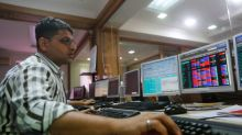 Nifty, Sensex mostly flat in run-up to Trump visit