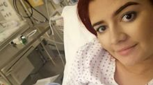 Mum gives birth to healthy baby boy 10 weeks after her waters broke