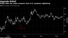S&P Upgrade Boosts Zloty and Bonds as EM Woes Threaten Rally