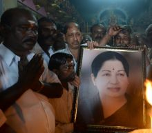 India's filmstar politician dies after prolonged illness