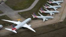 American Airlines applies for U.S. payroll assistance grants