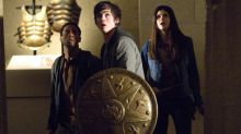 Percy Jackson author calls the movies of his books 'my life's work going through a meat grinder'