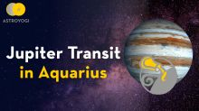 The Jupiter Transit to Aquarius Predicts A Good Time on The Financial front