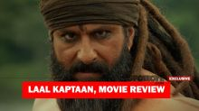 Laal Kaptaan, Movie Review: Why Was This Movie Made? That Too With The Richly Talented Saif Ali Khan!