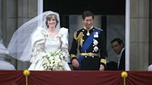 Princess Diana had a second wedding dress