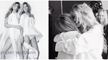 Gigi Hadid And Kate Moss Have Just Posed Together For First Time Ever And It's Pretty Epic
