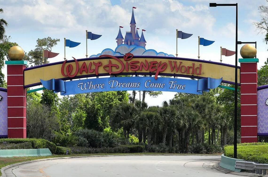 Disney World open again, with crowds starkly different from what most imagined