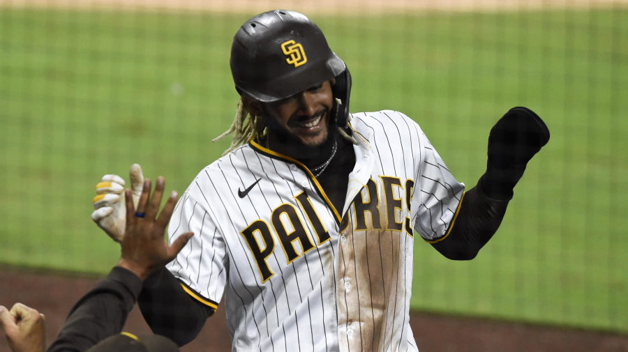 Padres' postseason drought is finally over