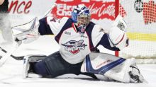 Michael DiPietro reflects on IIHF World Championship experience