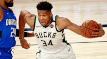 Giannis Antetokounmpo wins second successive NBA MVP award