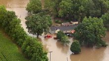 Over 130 calls made to Kansas City Fire Dept. amid life-threatening flooding overnight