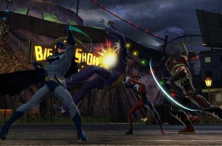 DC Universe Online beta ends today with a big ol' fight