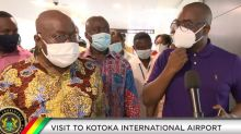 Ghana : réouverture de Kokota, l'aéroport d'Accra, avec des mesures anti-Covid