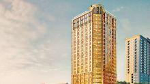 Luxus pur: Dieses Hotel ist komplett mit Gold beschichtet