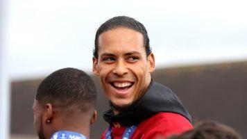 Virgil van Dijk: Champions League win a dream come true but Liverpool squad hungry for more