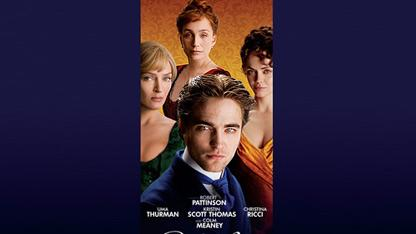 Robert Pattinson Sultry POSTER