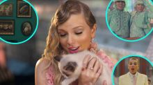 Where Taylor Swift's Cryptic Instagram Clues Appear in Her Vibrant 'ME!' Music Video
