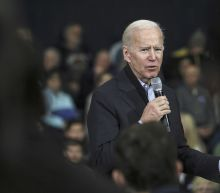 Off mic scenes from Joe Biden's wild road trip through Iowa