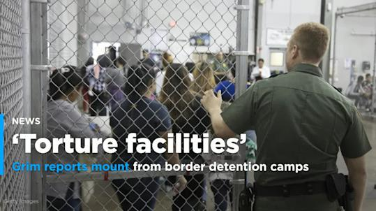 Imagine your own children there:' Grim reports mount from border