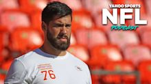 NFL Podcast: Andrea Kremer on Laurent Duvernay-Tardif's heroic frontline battle against COVID-19