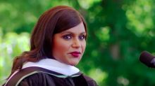 Mindy Kaling Gets Candid About Becoming A Mom In Dartmouth Commencement Speech