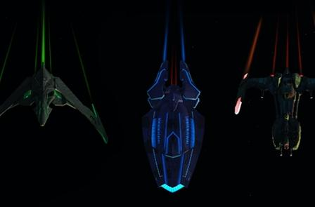 Star Trek Online's artist explains Tier 6 ship designs