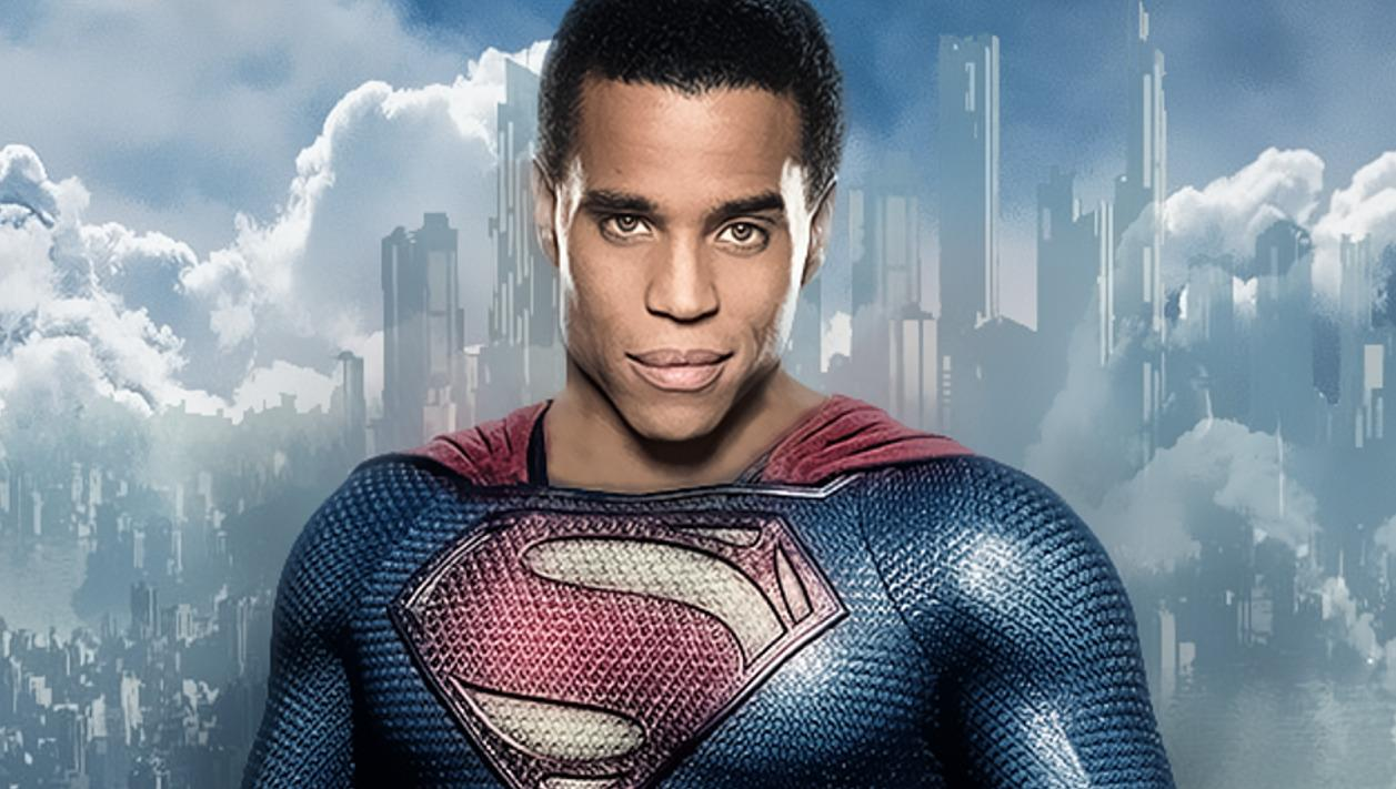 Why Michael Ealy should play Superman on Season 2 of Supergirl
