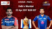 Mumbai Indians won by 14 runs