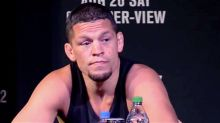 Like Conor McGregor, Nate Diaz Could See His Bottle-Throwing Punishment Reduced