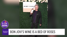 Bon Jovi's wine is a bed of roses