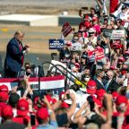 'Monkeys with flamethrowers': How Trump plowed through his $1 billion war chest