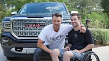 Josh Duhamel Opens Up About Working With Injured Veterans