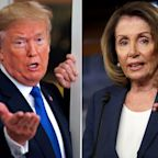 Trump Leaves Pelosi Stuck Without an Airplane After She All but Cancels the State of the Union