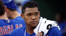 Addison Russell isn't saying much about domestic violence allegations