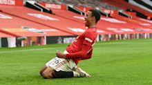 Premier League: Five-star United march on, Leicester back on track