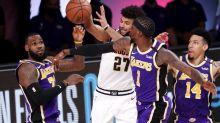 Los Lakers ya piensan en las Finales y los Nuggets se van satisfechos de la burbuja