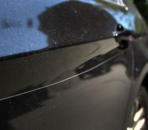 Police Can't Stop a Woman Who Has Allegedly Vandalized 1,000 Cars