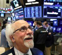 Stocks dip on U.S. jobs data; dollar down, oil up