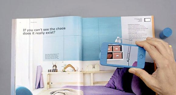 Ikea beefs up 2013 catalog with companion AR app, doesn't translate Swedish furniture names (video)