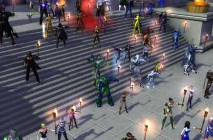 NCsoft might allow players to resurrect the City of Heroes IP