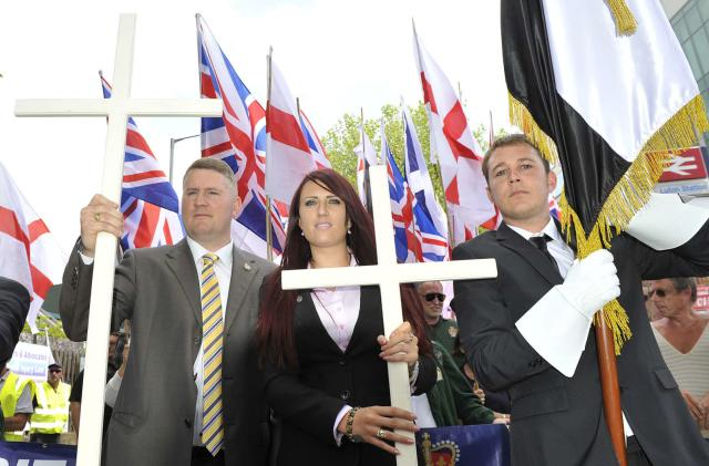 Facebook bans hate group Britain First