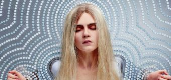 Chemical X's ecstasy artwork features mystery model who bears striking resemblance to Cara Delevingne