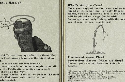 Fallout Online hints at The Church of Harold