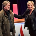 Steve Bannon endorses Front National as far-Right party attempts rebrand
