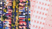 Revealed: Australia's top 10 'lucky' suburbs with most lotto wins