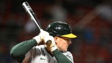 Matt Chapman bizarrely ruled out on replay in Athletics-Twins game