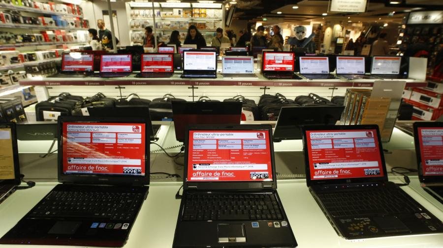 Sorpresa: la venta de ordenadores crece por primera vez en seis años