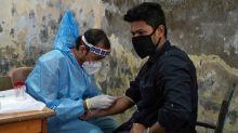 India passes bleak landmark of eight million coronavirus infections