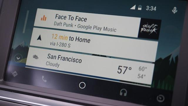 Google denies scooping up your car's data through Android Auto